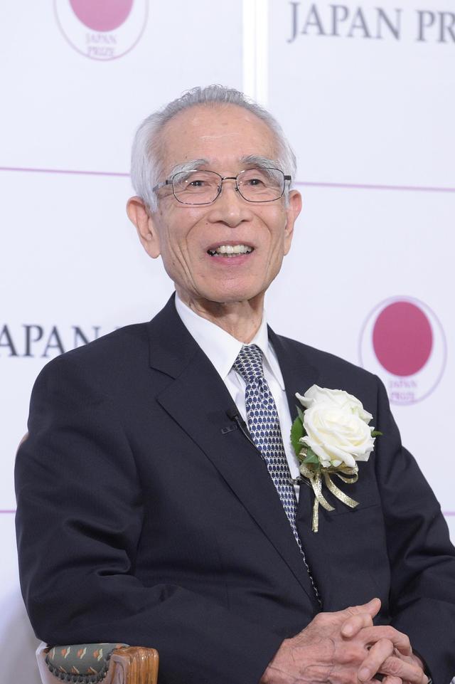 岡本佳男名誉教授が2019年日本国...